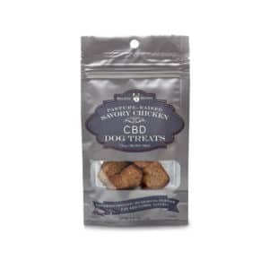 CBD Pet Treats (4ct) – 7.5mg CBD (Large Breed) – Holistic Hound
