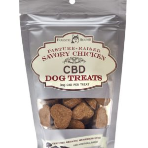 CBD Dog Treats (Small Breed) – 3mg CBD 30ct – Holistic Hound