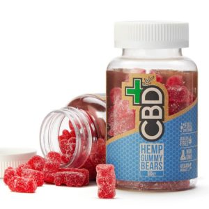 Hemp Gummies (60ct) – 300mg CBD – CBDfx