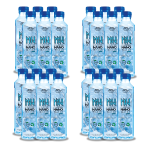 CBD+ Water 24pk (Case) – CannaNano