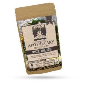 Mystic Kava Root Tea – 40mg CBD – The Brothers Apothecary