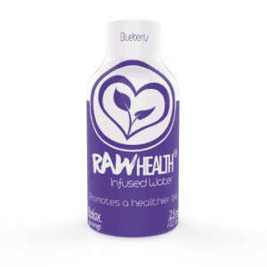 Infused Relax Water Shot – 25mg CBD – Raw Health