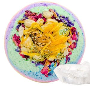 Flowerchild Bath Bomb – 50mg CBD – Lifeflower