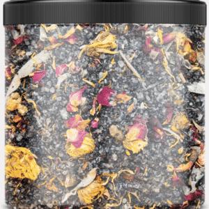 Sat Nam Hawaiian Black Lava Bath Crystals – 500mg CBD – Lifeflower