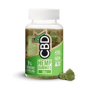 Greens Hemp Gummies – 300mg CBD – CBDfx