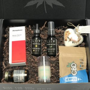 LIIV CBD Wellness Kit (The Ultimate Treat) $50 Savings