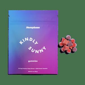 Hempbase CBD Multivitamin Gummies