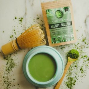 Mighty Matcha | CBD Matcha by Brothers Apothecary