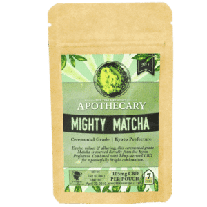 Mighty Matcha | CBD Matcha by Brothers Apothecary