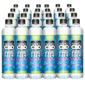 Canna Nano CBD Water (24 Pack)